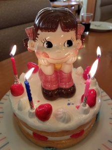 ペコちゃん誕生日