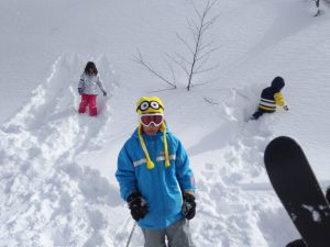 片品スキー