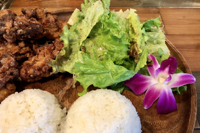 ハワイアン料理