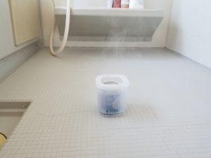 ルックお風呂の防カビ